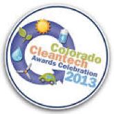 Colorado Cleantech Award Logo