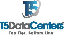 T5DC vertical logo