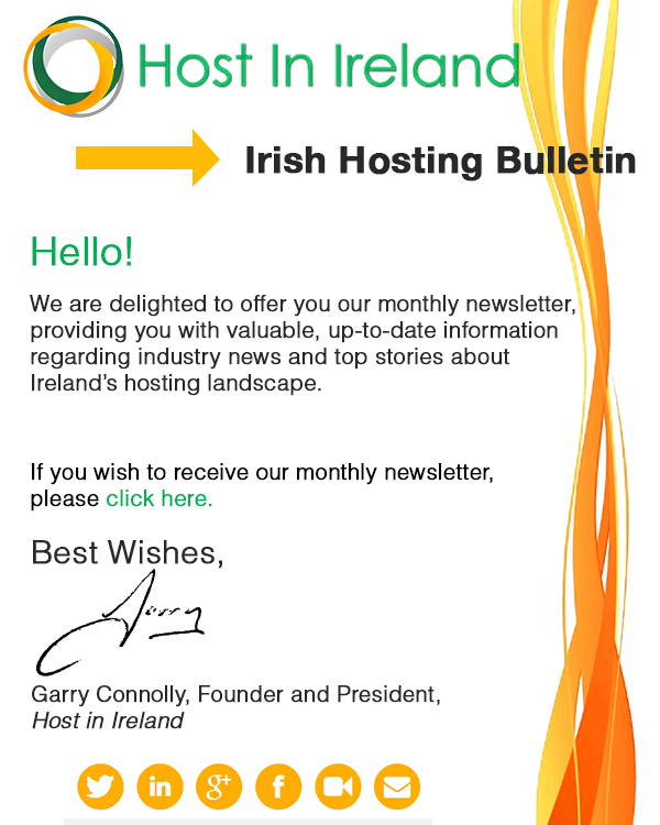Host in Ireland_NewsletterInvite