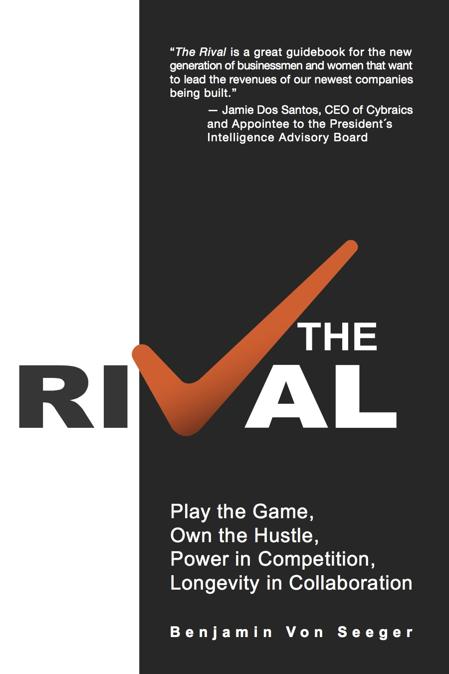 THE RIVAL Front Cover FINAL