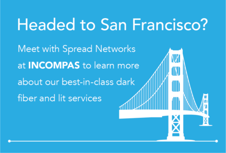 Meet with Spread Networks at PTC'16